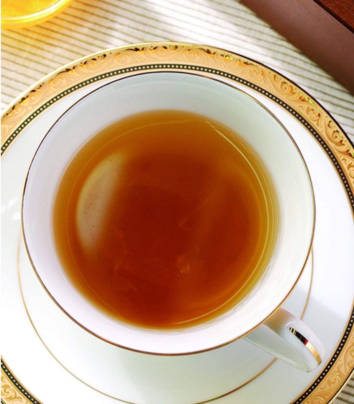 食譜:柚香茶