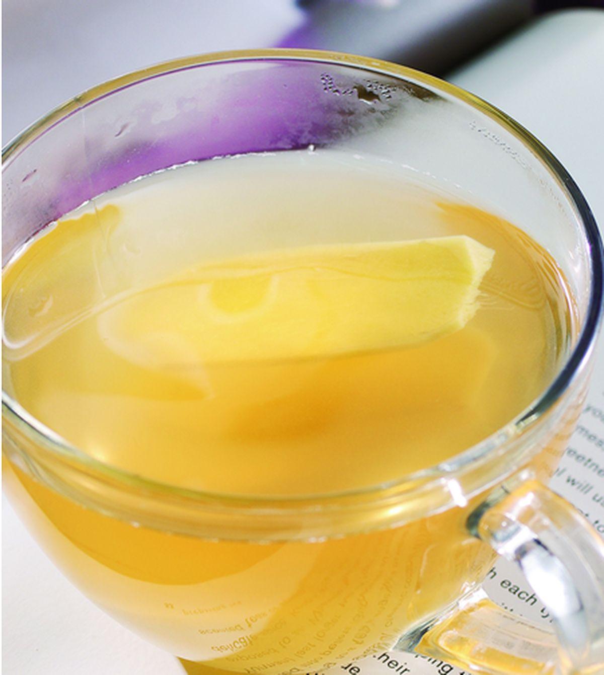 食譜:薑汁紅茶