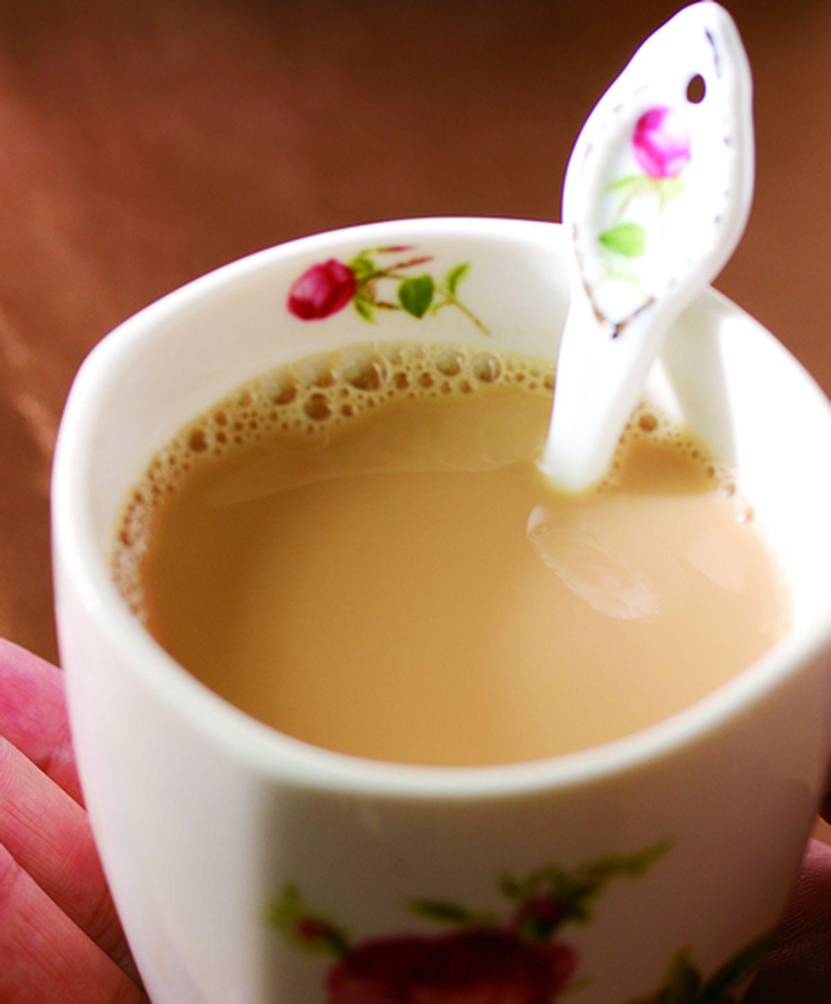 食譜:豆漿奶茶