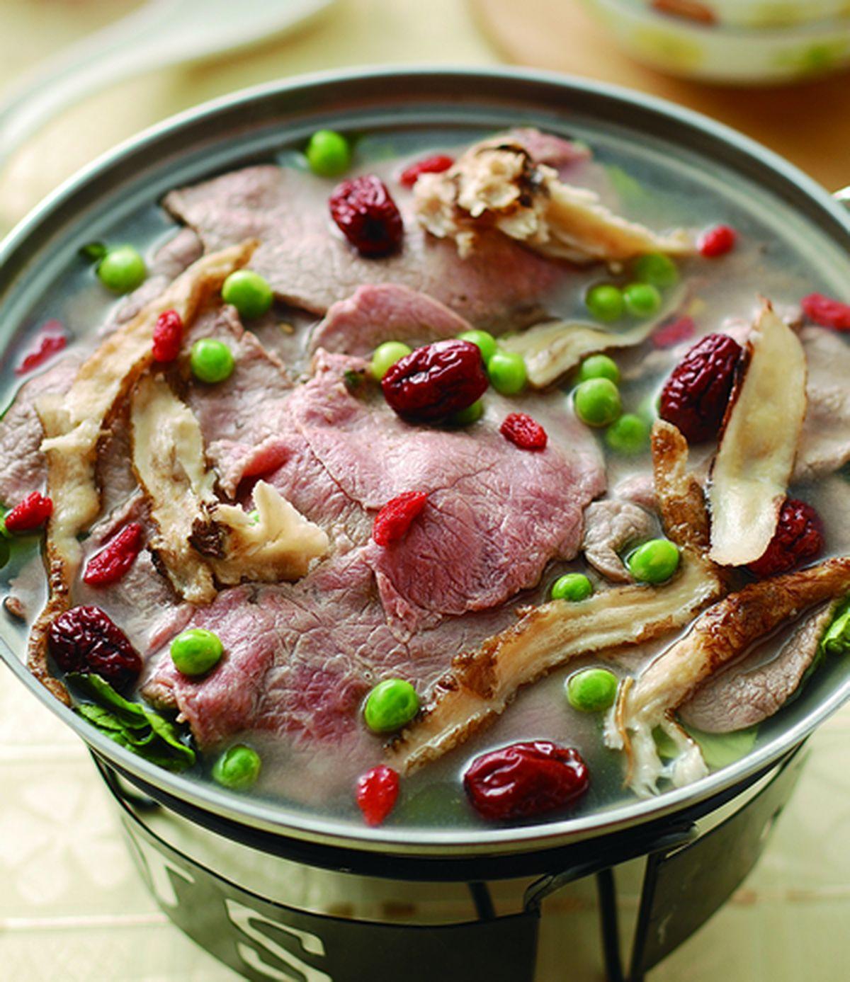 食譜:養生牛肉鍋