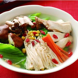 五色蔬菜鍋