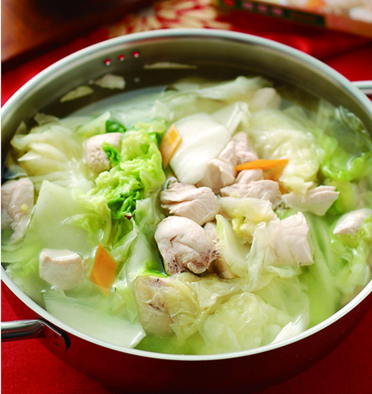 食譜:團圓雞湯