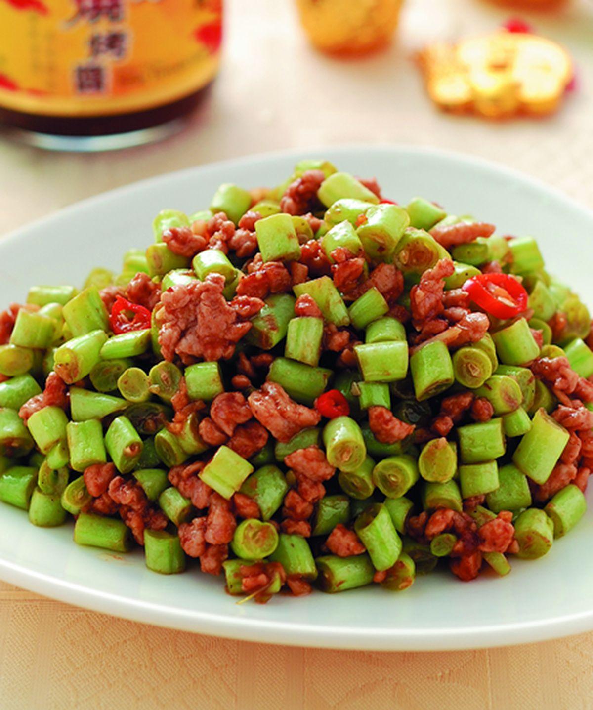 食譜:蒜香四季豆