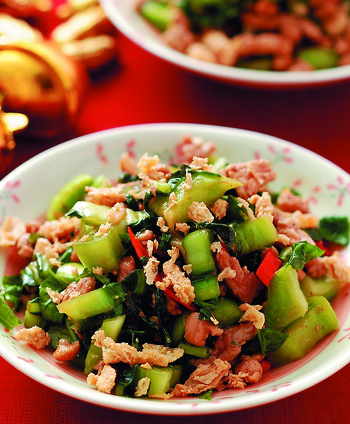 食譜:腐皮雪菜
