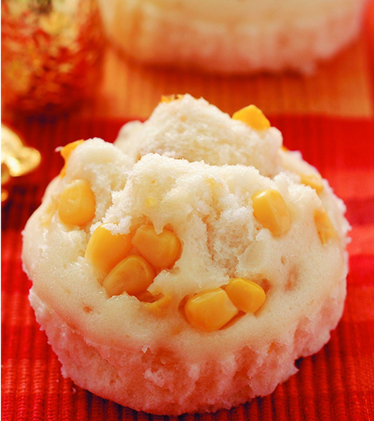 食譜:玉米發糕