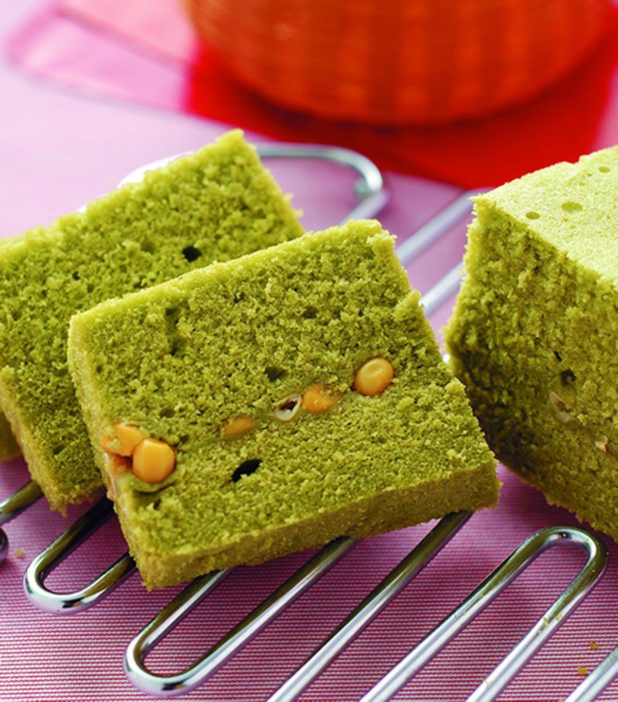 食譜:玉米蔬菜蛋糕