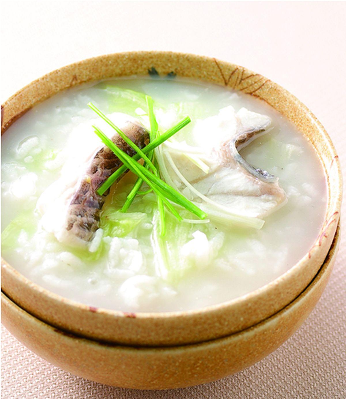 食譜:魚片粥(4)
