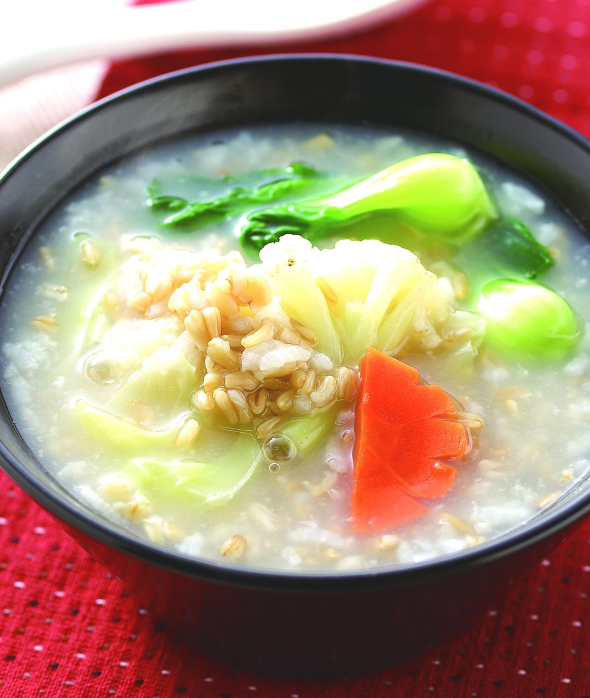 食譜:蔬菜粥