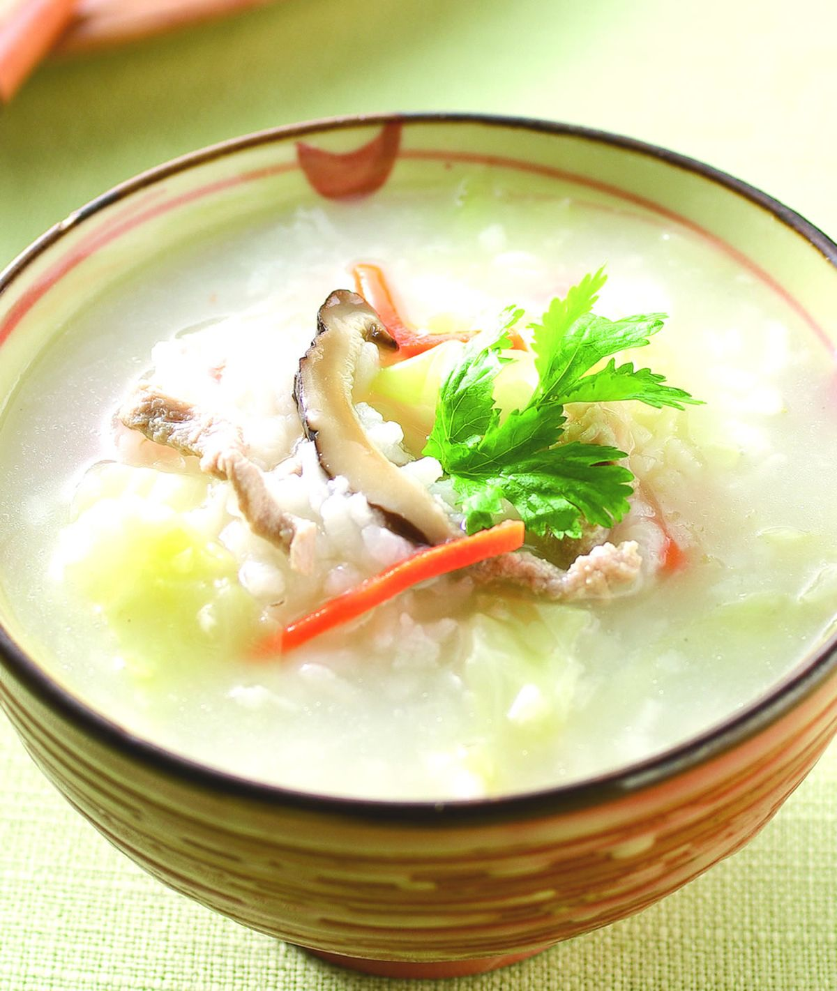 食譜:高麗菜粥