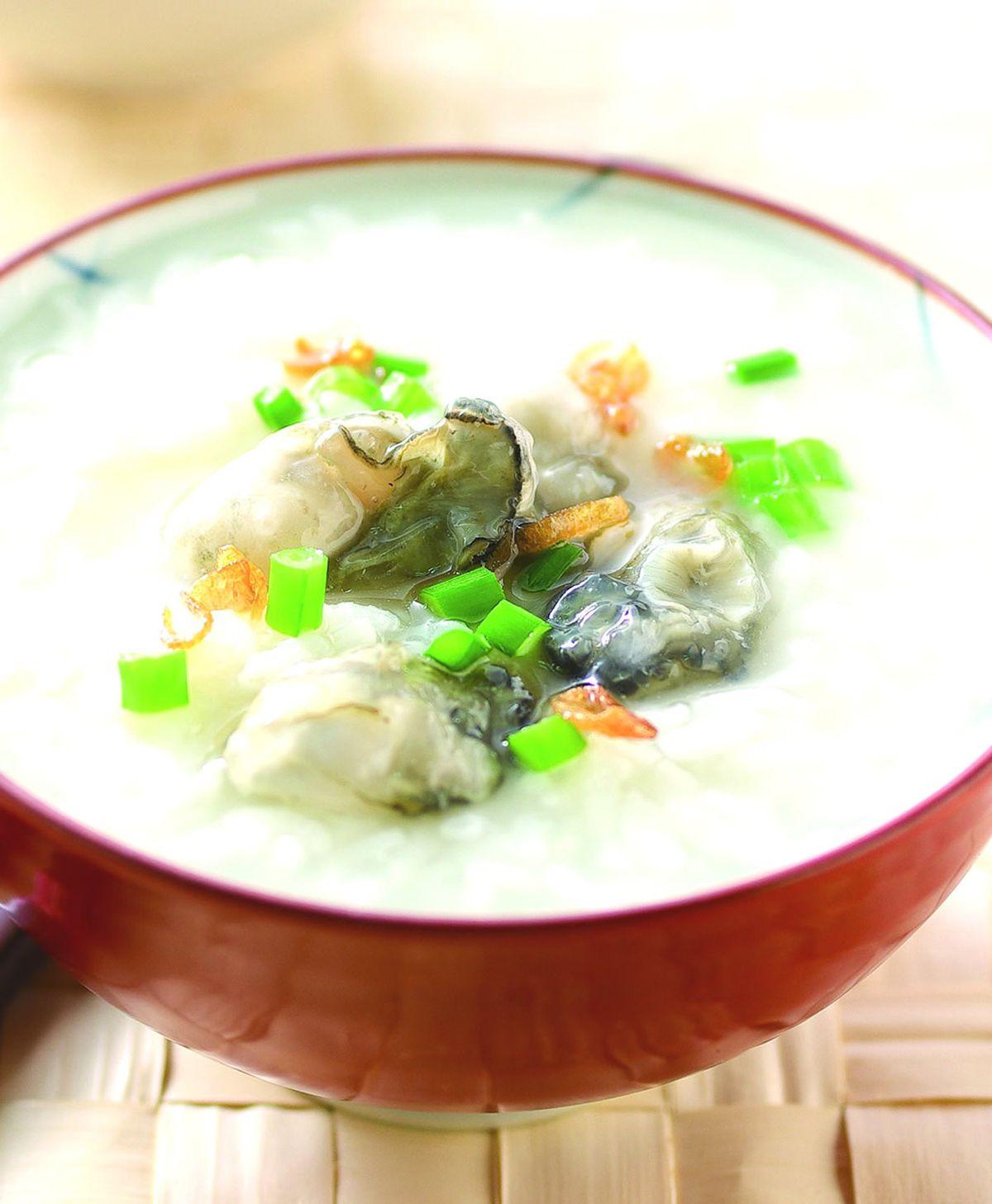 食譜:蚵仔粥(2)