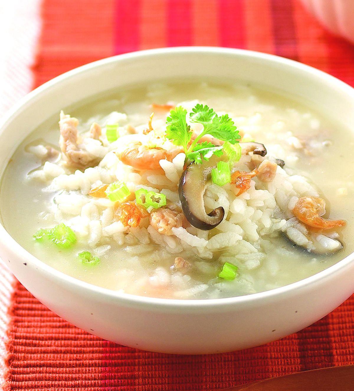 食譜:台式鹹粥(2)