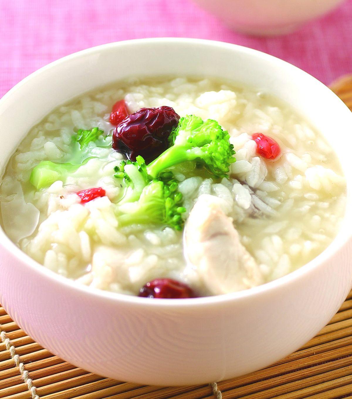 食譜:養生粥(1)