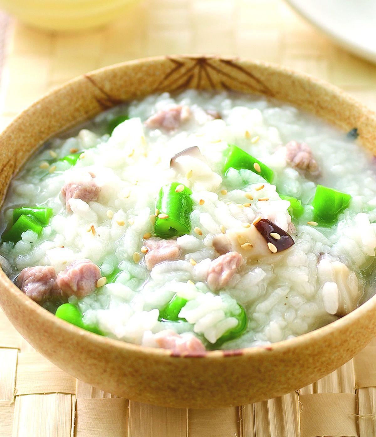 食譜:肉丁豆仔粥(1)