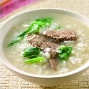 豬肝粥(2)