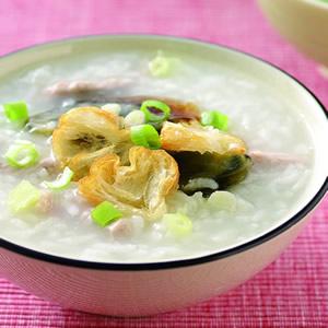 皮蛋瘦肉粥(4)