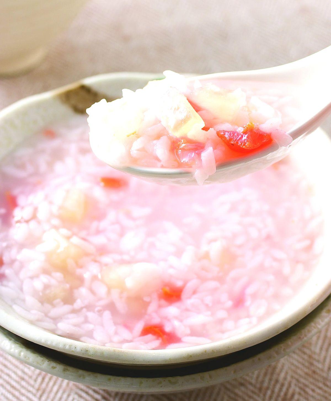 食譜:桔餅甜粥
