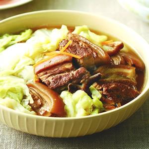 白菜滷肉(1)
