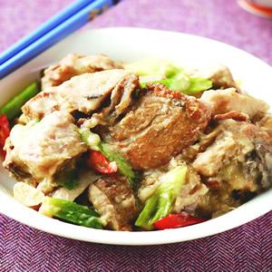 芋頭燒肉(1)