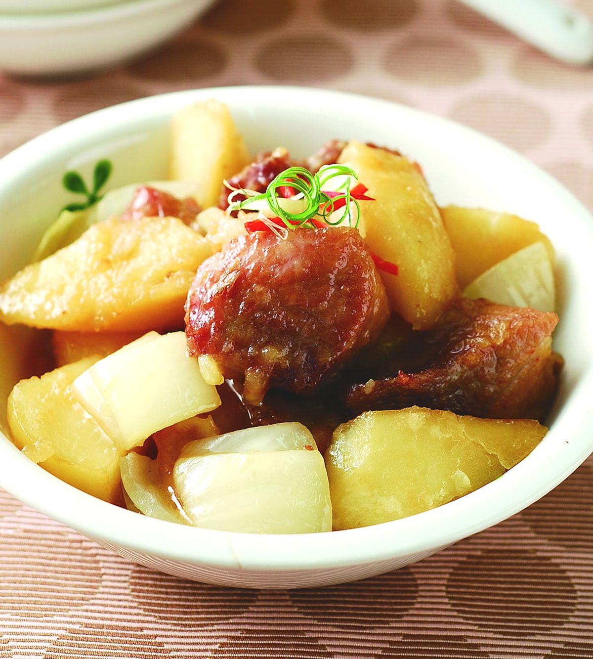 食譜:馬鈴薯燉肉(3)