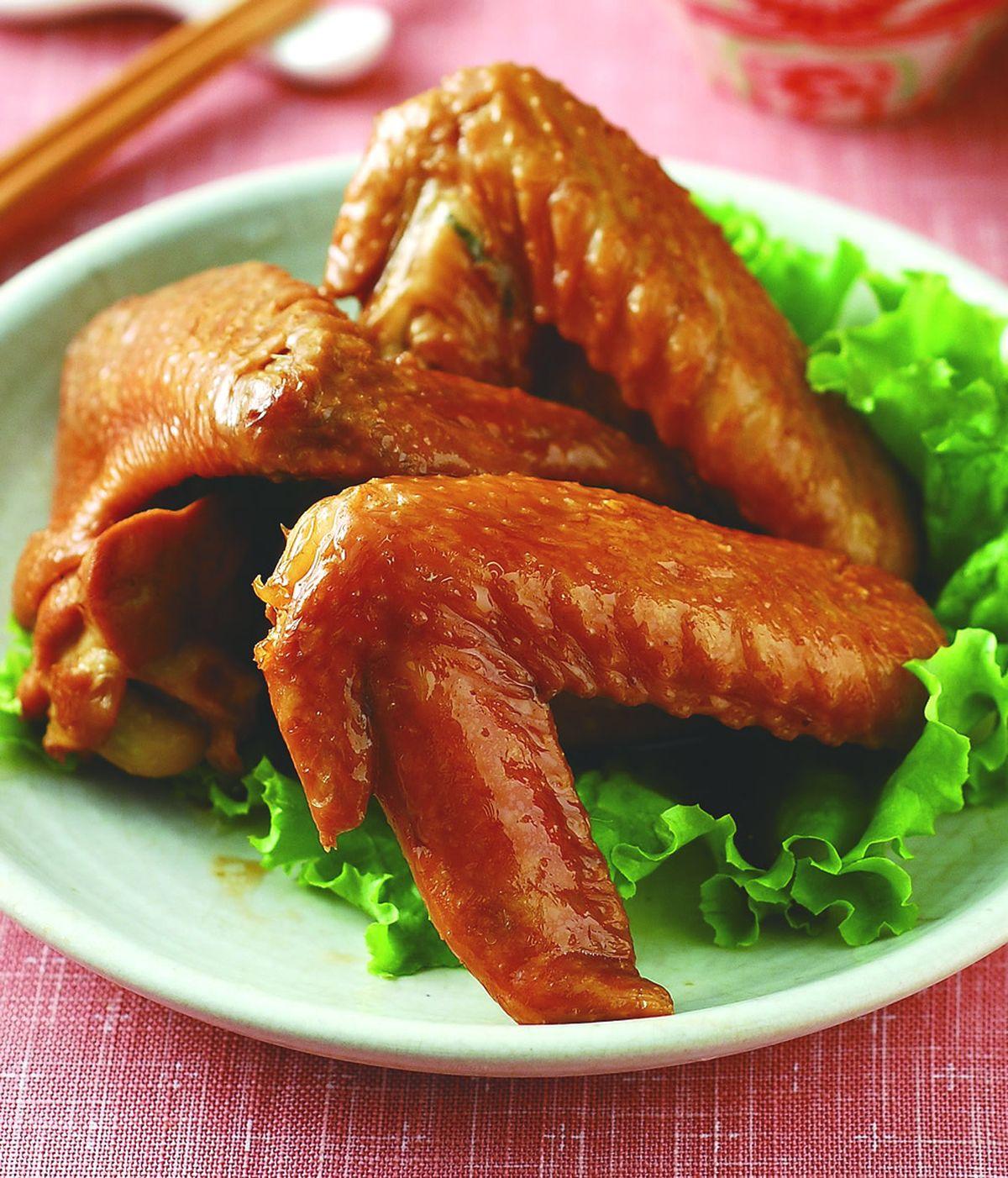 食譜:香辣滷雞翅