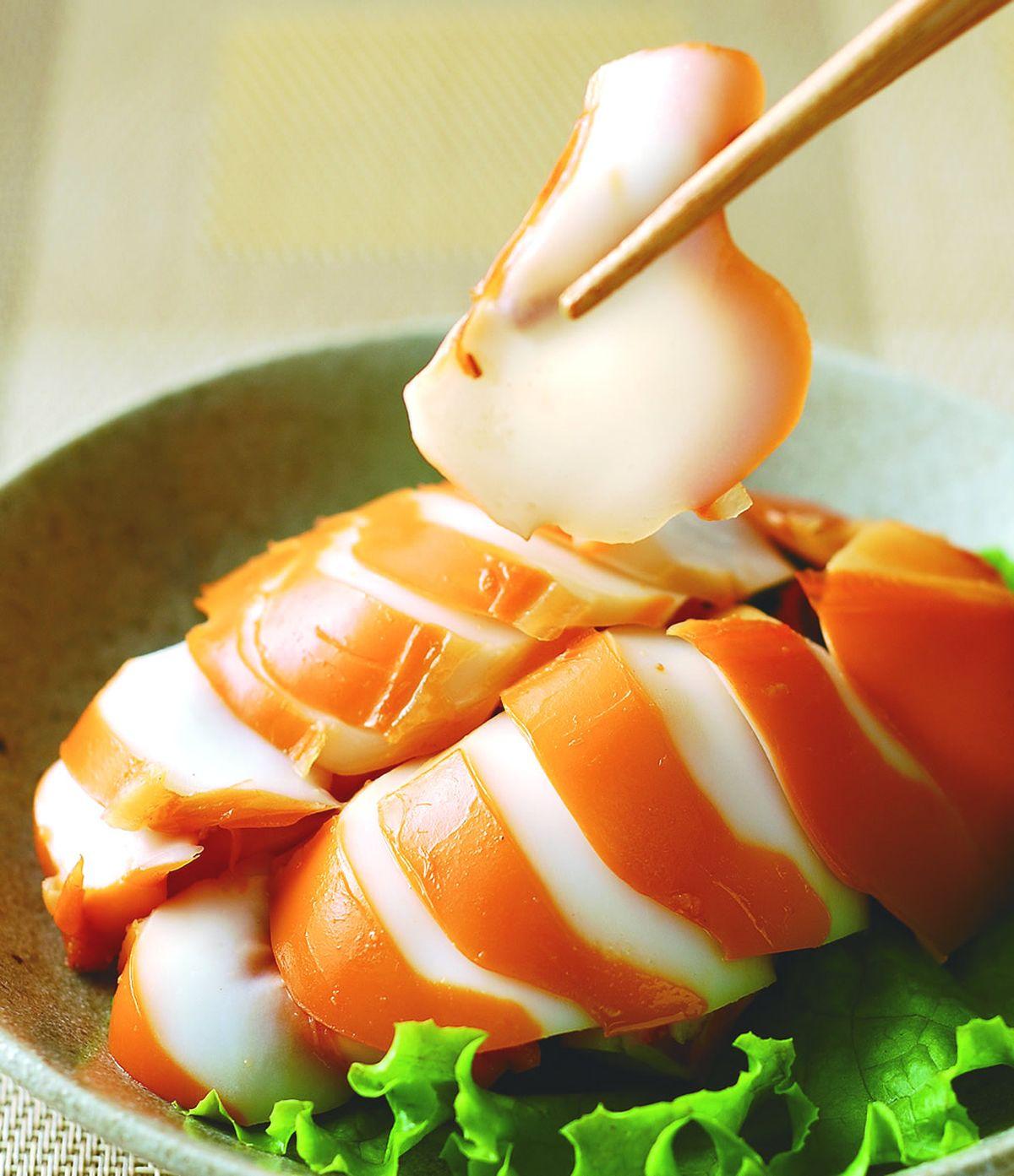 食譜:紅滷墨魚(1)