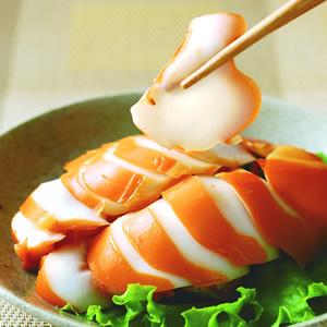 紅滷墨魚(1)