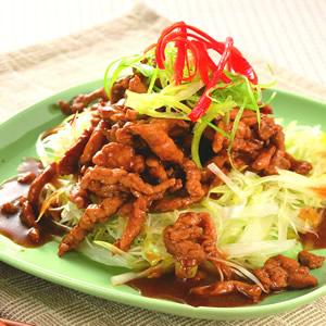 京醬肉絲(6)