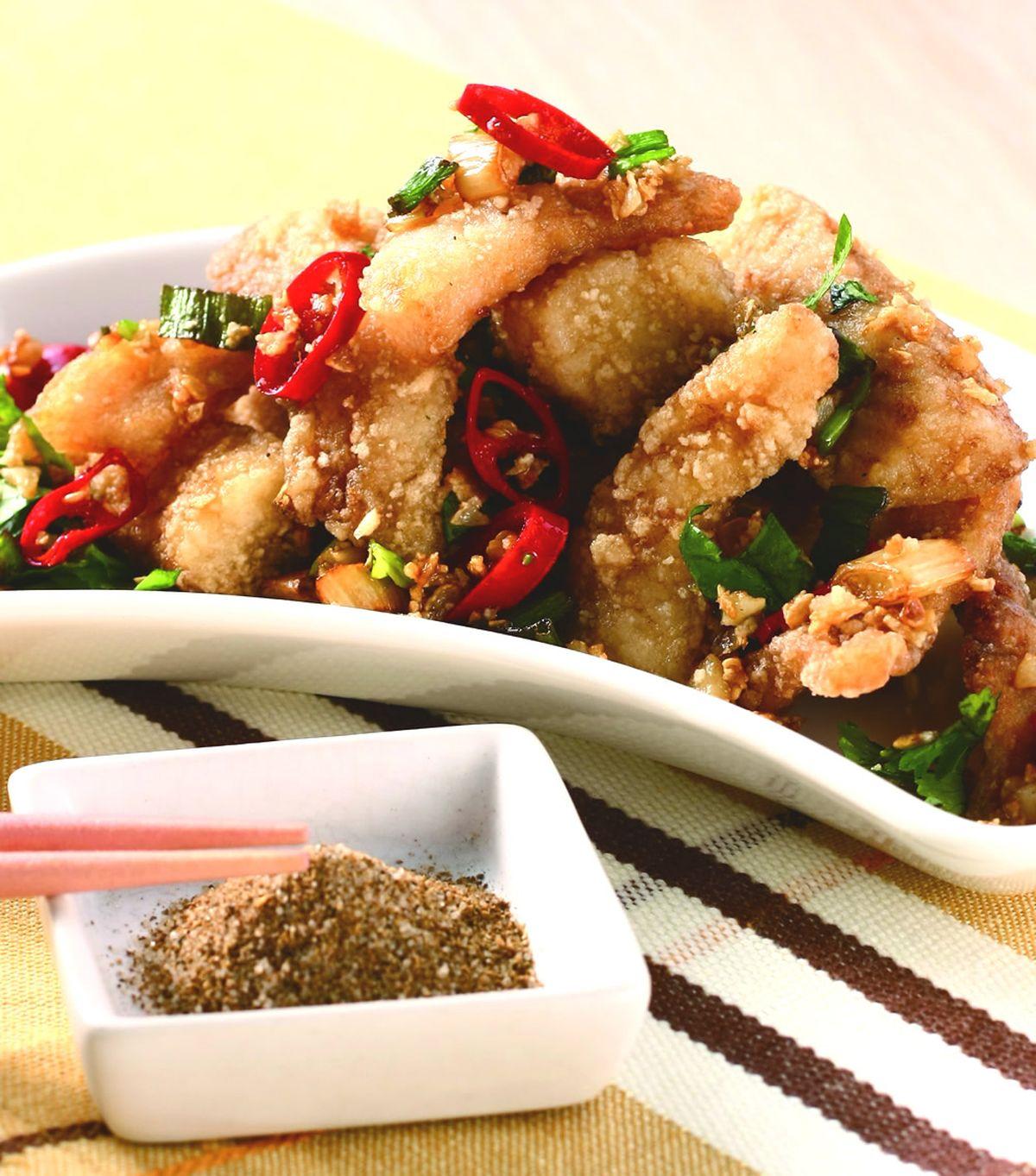 食譜:三酥魚柳條