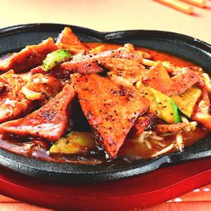 鐵板豆腐(6)