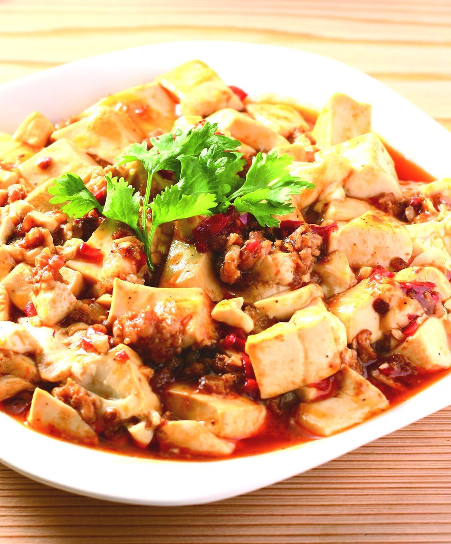 食譜:麻婆豆腐(35)