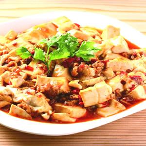 麻婆豆腐(35)