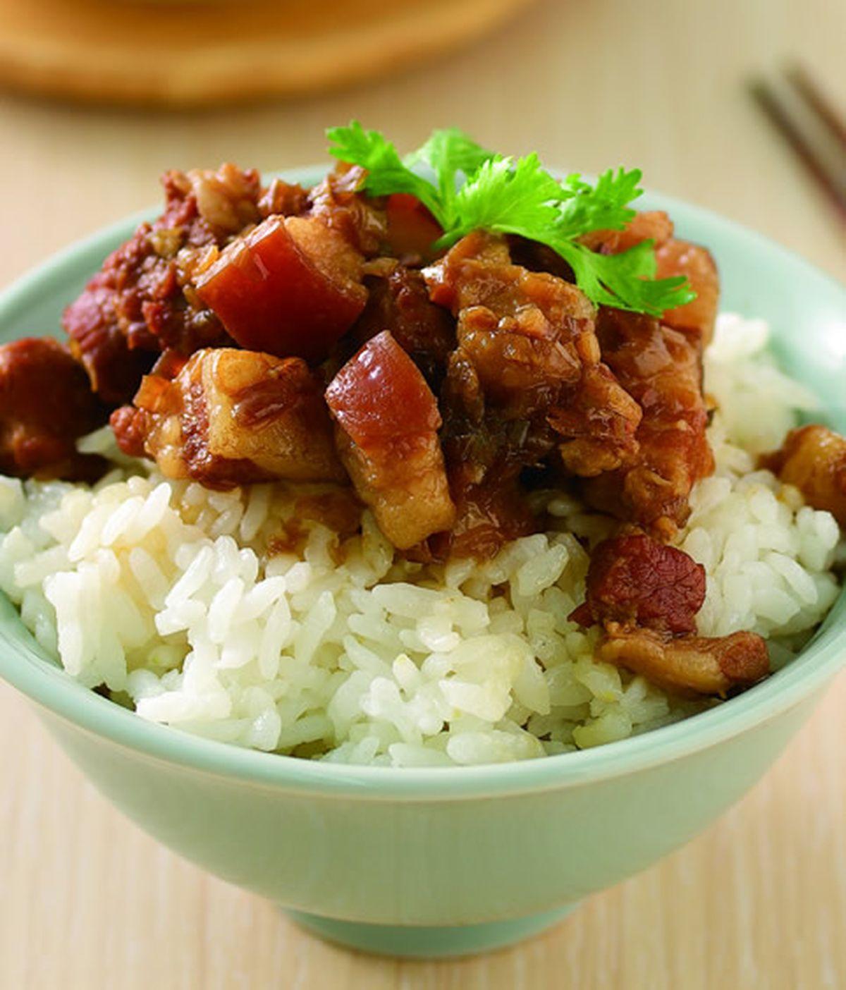 食譜:傳統滷肉飯
