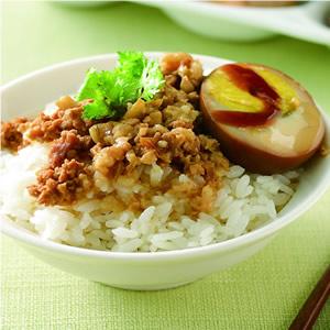 肉燥飯(1)