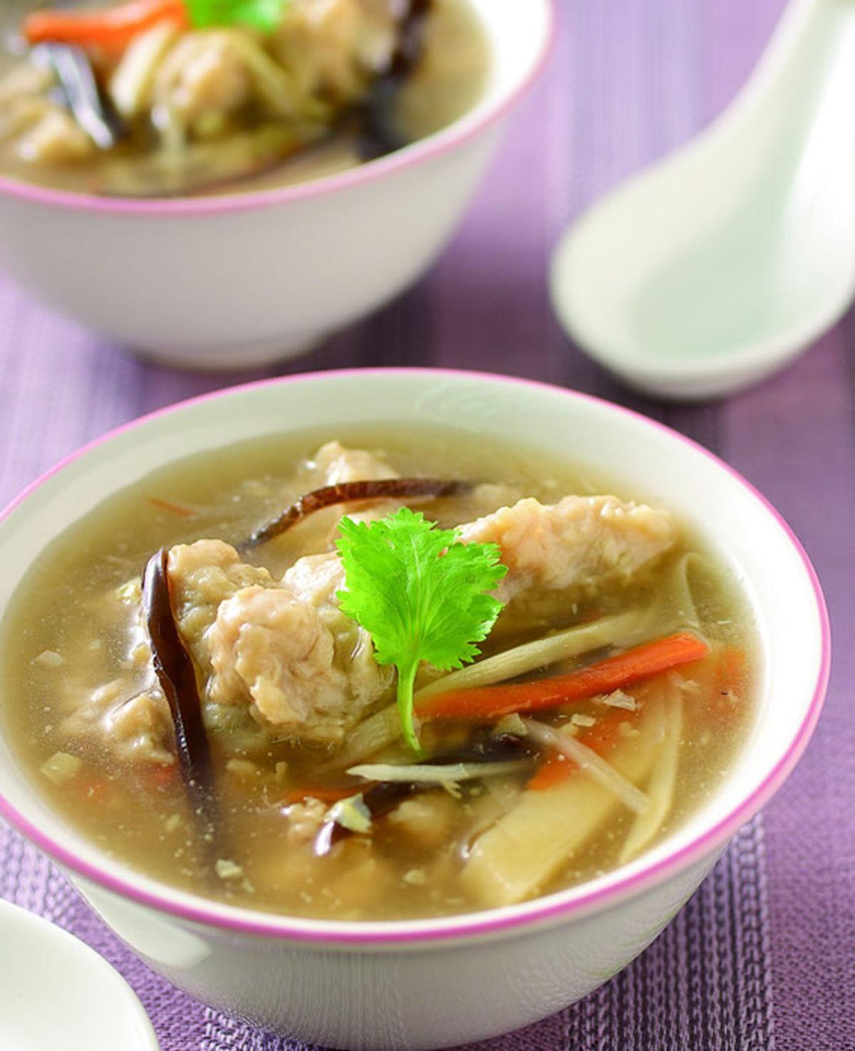食譜:肉羹湯(1)