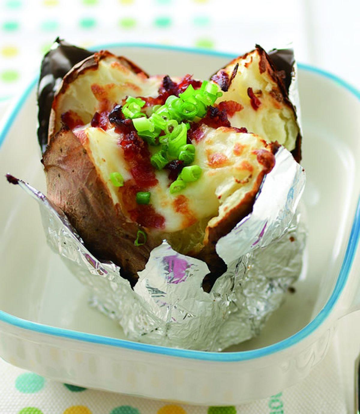 食譜:培根焗烤馬鈴薯
