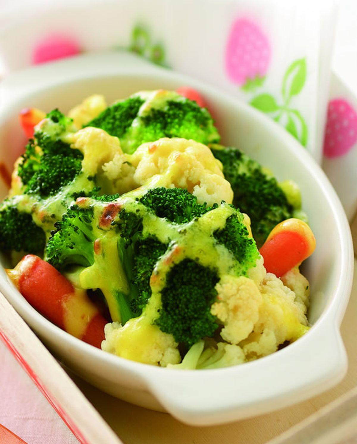 食譜:焗烤花椰菜(2)