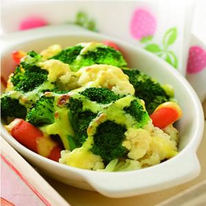 焗烤花椰菜(2)