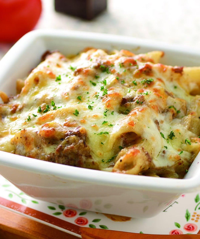 食譜:匈牙利牛肉焗麵