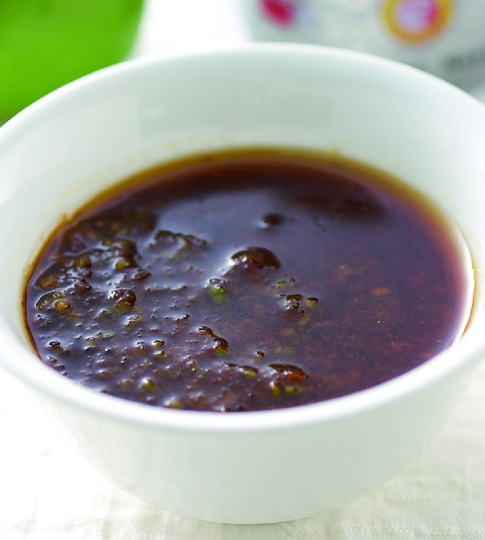 食譜:百里香沙茶醬