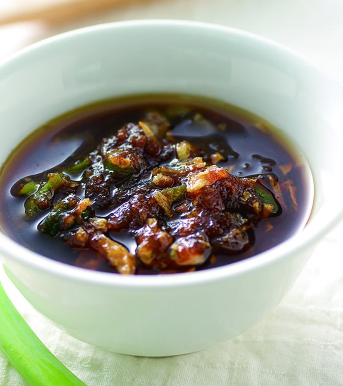 食譜:蔥香沙茶醬