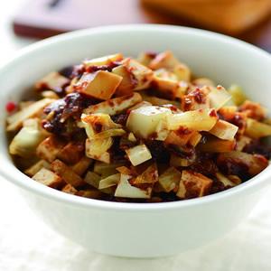酸菜豆香炸醬