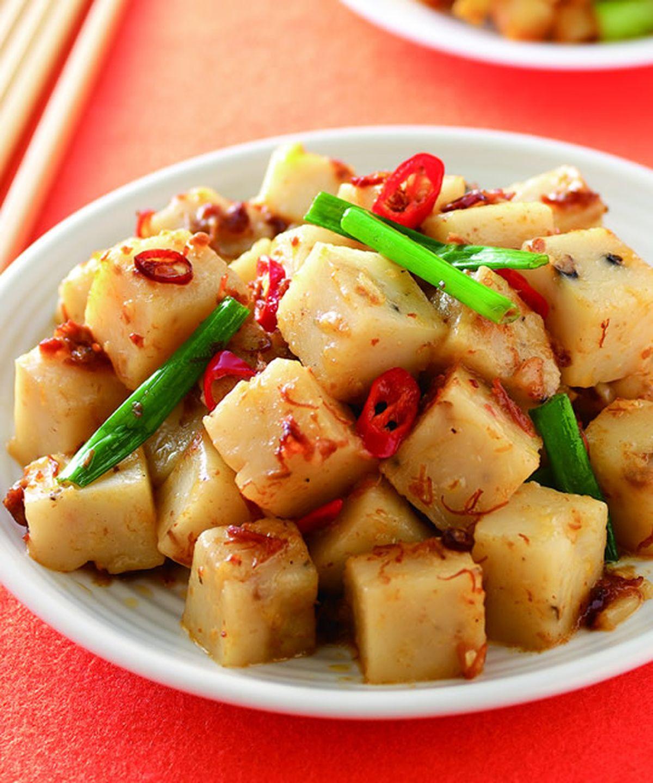 食譜:XO醬炒蘿蔔糕(1)