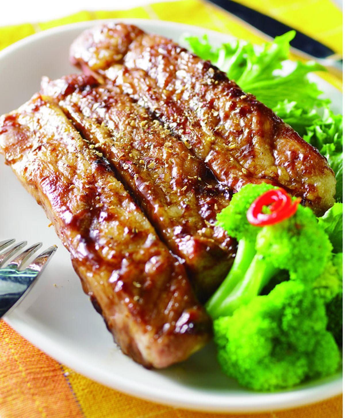 食譜:燒烤豬肋排(1)