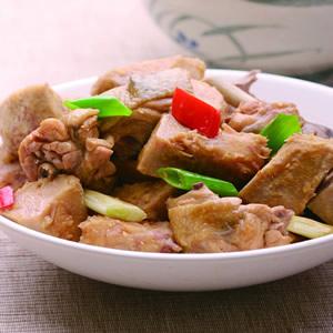 芋頭燒雞(3)