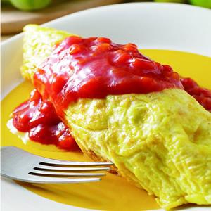 蛋包飯(5)