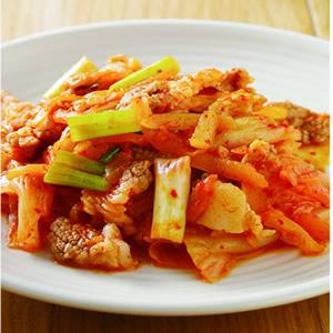 韓式泡菜飯(1)