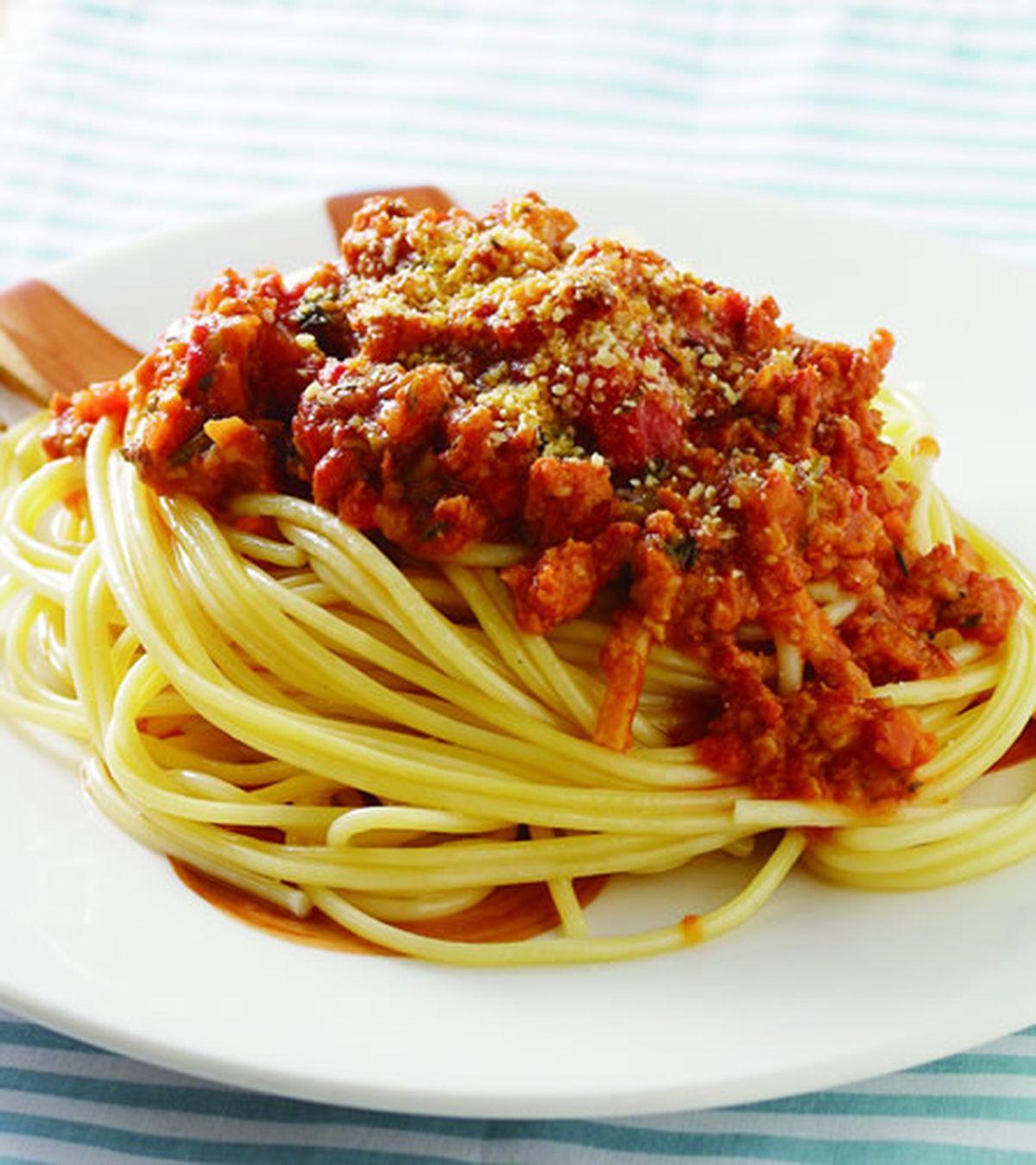 食譜:肉醬義大利麵(3)