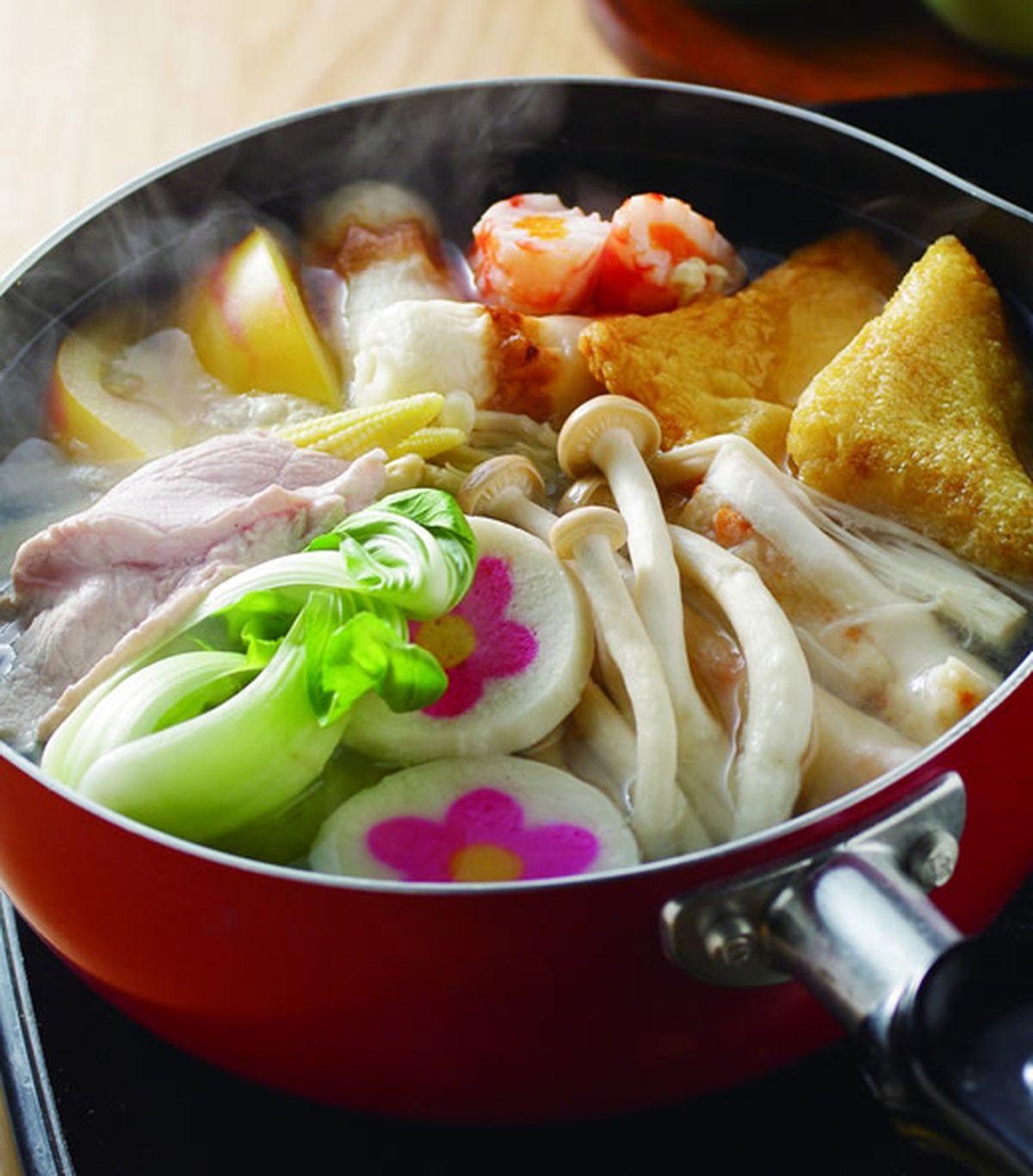 食譜:什錦小火鍋