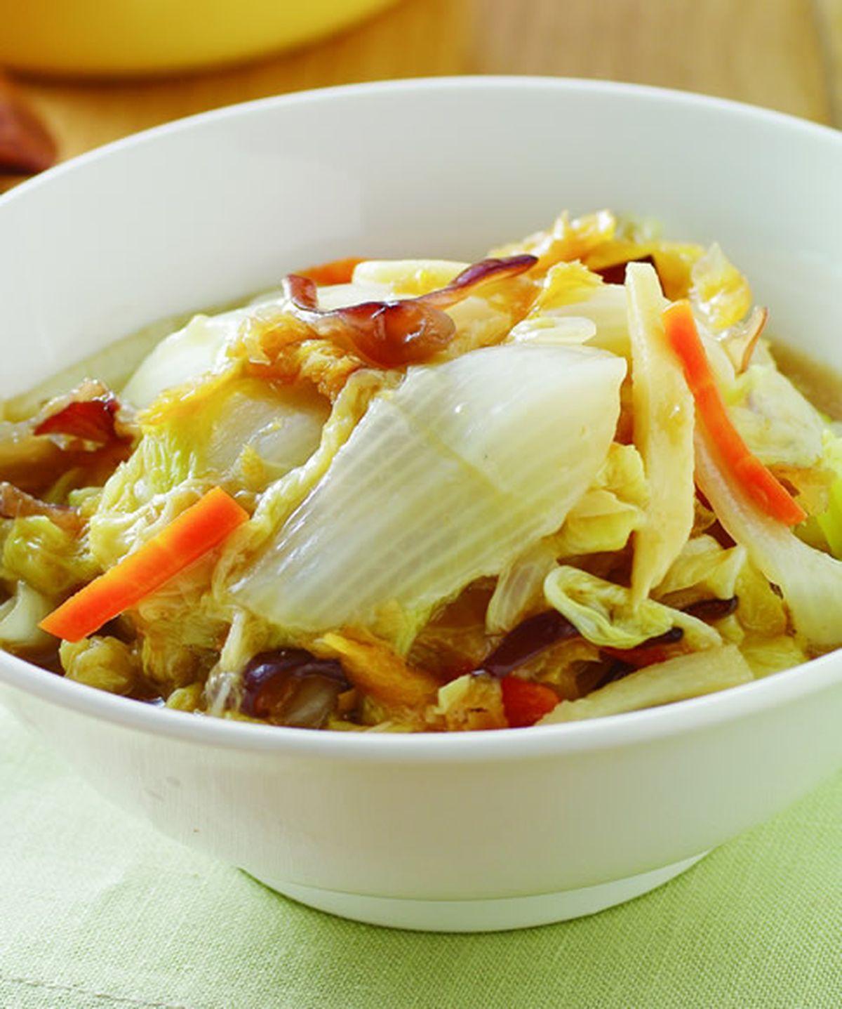 食譜:白菜滷(6)