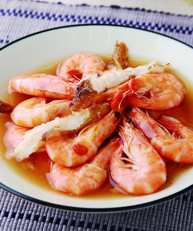 食譜:燒酒蝦(5)
